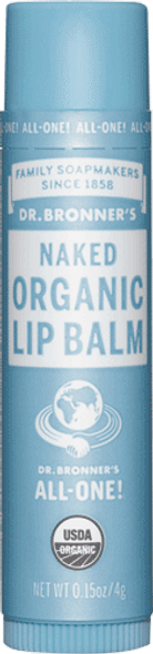 Dr. Bronner's Unscented Lip Balm