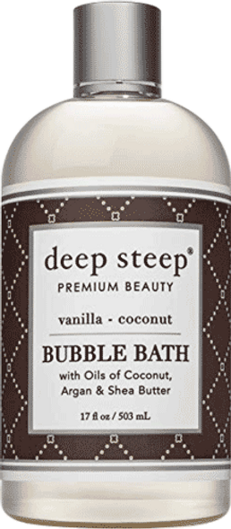 Vanilla Coconut Bubble Bath