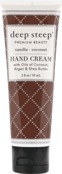Vanilla Coconut Hand Cream