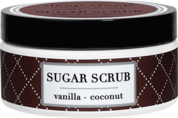 Deep Steep Vanilla Coconut Sugar Scrub