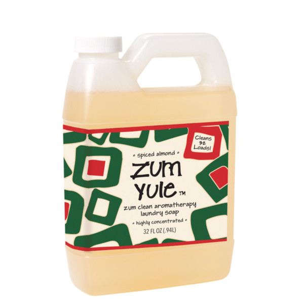 Spiced Almond Zum Yule Zum Laundry Soap