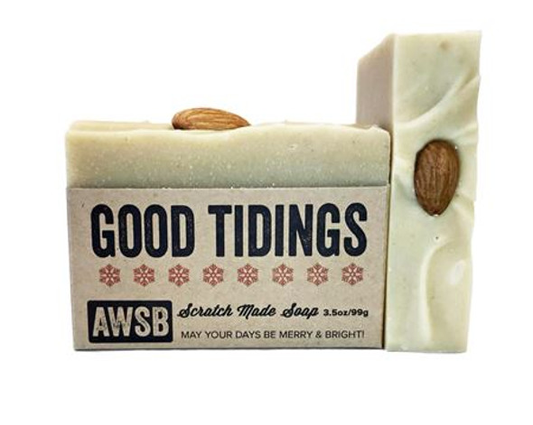 Good Tidings Soap Bar