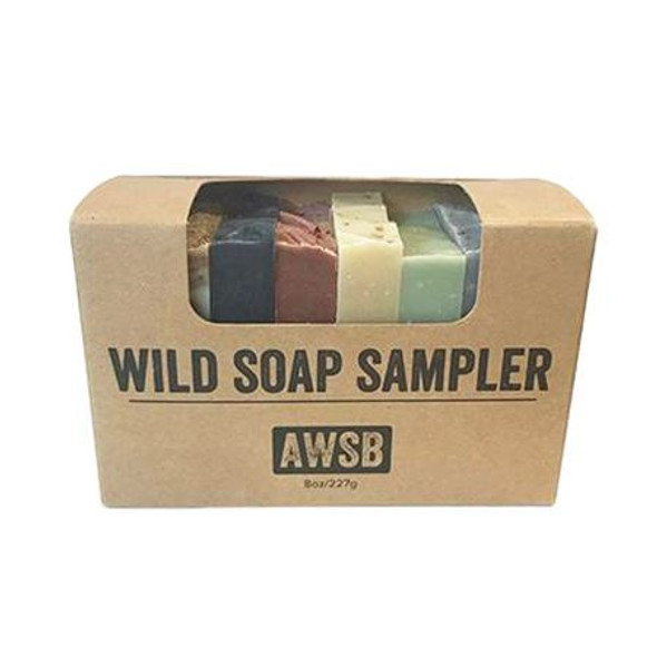 Wild Soap Sampler
