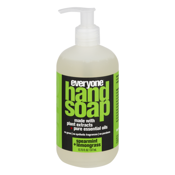Spearmint and Lemongrass Hand Soap