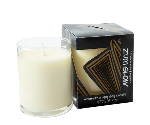 Frankincense & Myrrh Holiday Zum Glow Votive