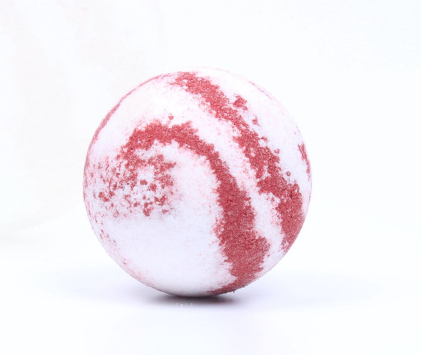 Soap Hope Collection Candy Cane Luxury Spa Bath Bomb