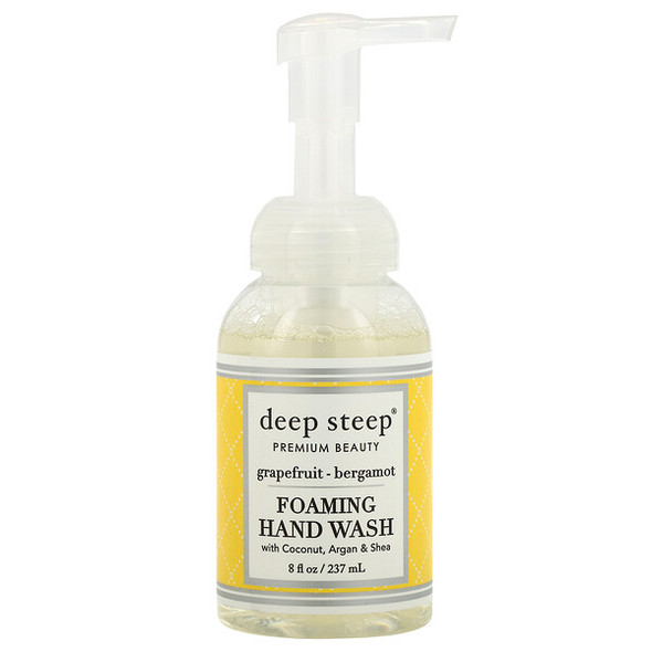 Grapefruit Bergamot Foaming Hand Wash