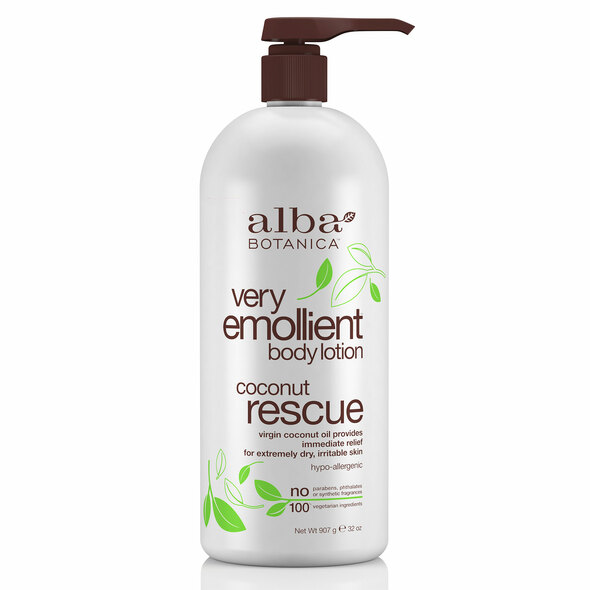 Very Emollient Body Lotion - Coconut Rescue