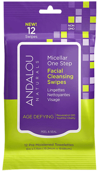 Age Defying Micellar Facial Swipes (12 ct.)