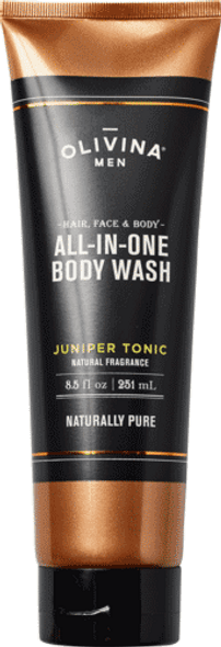 All-In-One Body Wash - Juniper Tonic 8.5 fl oz