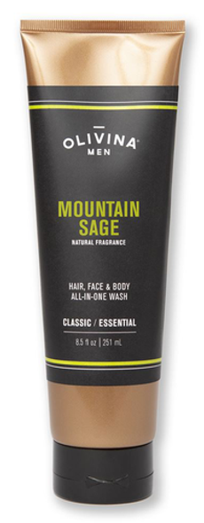 All-In-One Body Wash - Mountain Sage 8.5 fl oz