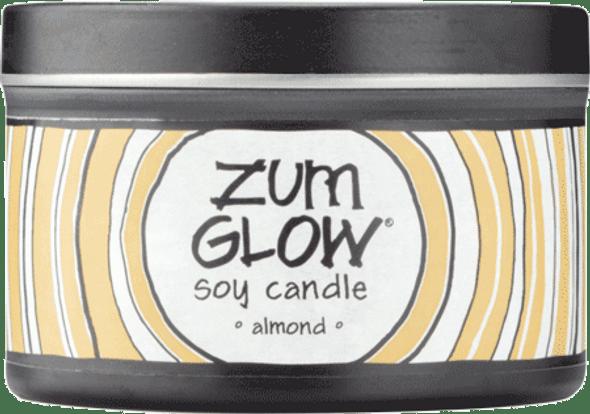 Indigo Wild Almond Candle