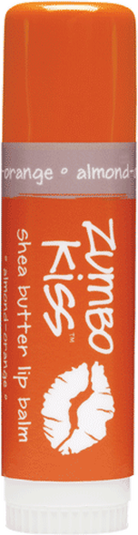 Indigo Wild Almond Orange Jumbo Lip Balm