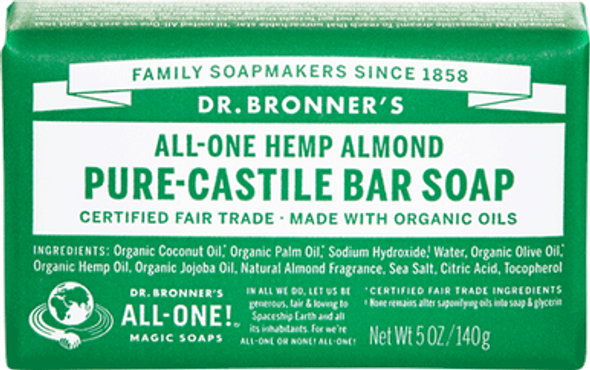 Almond Soap Bar