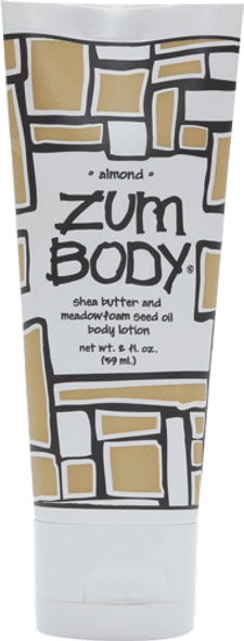 Almond Zum Body Lotion Tube