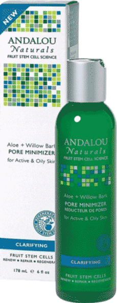 Aloe + Willow Bark Pore Minimizer