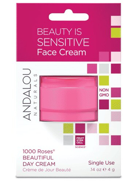 Beauty is Sensitive Face Cream Pod