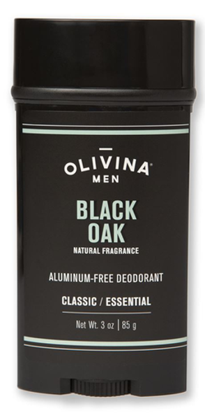 Olivina Men Black Oak Deodorant