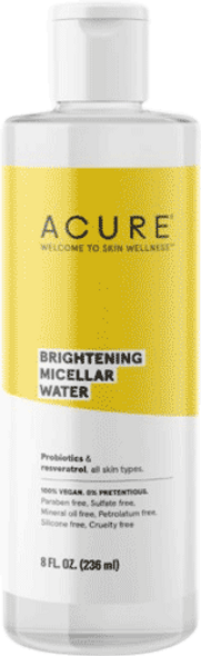 Brightening Micellar Water