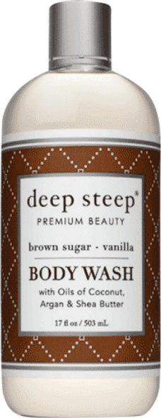 Brown Sugar Vanilla Body Wash