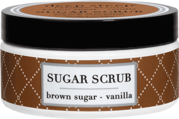Deep Steep Brown Sugar Vanilla Sugar Scrub