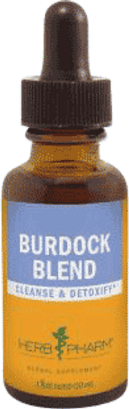 Herb Pharm Burdock Blend - 1 Oz.
