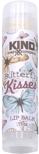 Butterfly Kisses Lip Balm