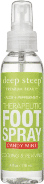 Deep Steep Candy Mint Therapeutic Foot Spray
