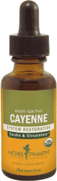 Herb Pharm Cayenne - 1 Oz.