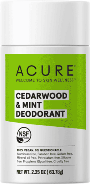 Cedarwood & Mint Deodorant