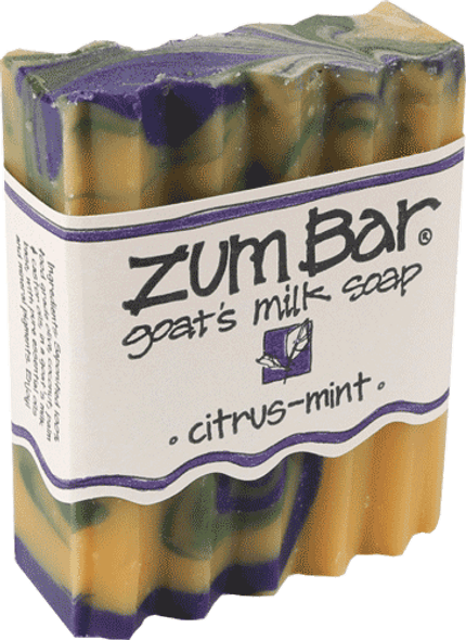 Indigo Wild Citrus Mint Zum Bar