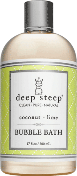 Deep Steep Coconut Lime Bubble Bath