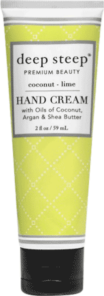 Coconut Lime Hand Cream