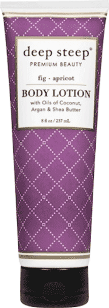 Deep Steep Fig Apricot Body Lotion
