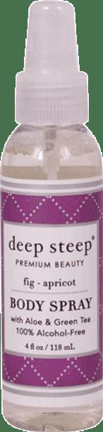 Deep Steep Fig Apricot Body Spray