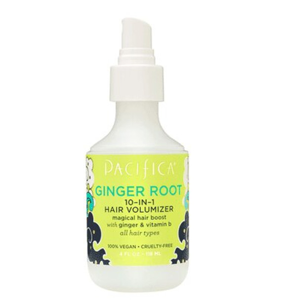 Ginger Root 10 In 1 Hair Volumizing Spray