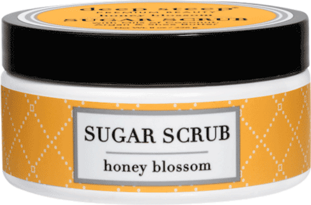 Deep Steep Honey Blossom Sugar Scrub