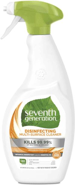 Lemongrass & Thyme Multi-Surface Household Cleaner