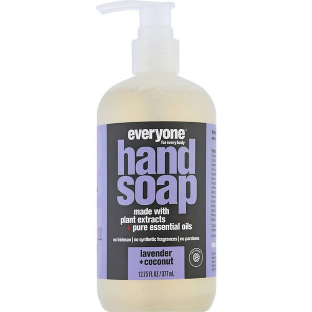 Lavender And Coconut Liquid Hand Soap