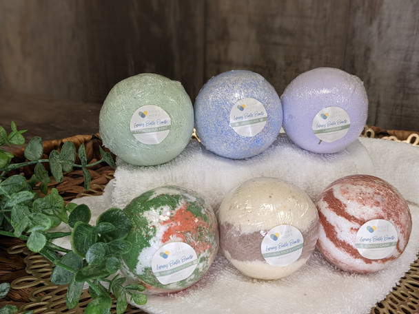 Soap Hope Collection Luxury Spa Bath Bombs Set