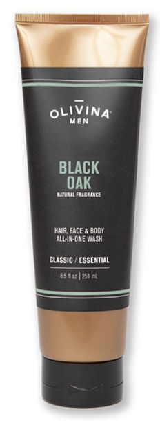 All-In-One Body Wash - Black Oak 8.5 oz