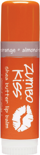 Indigo Wild Almond Orange Jumbo Lip Balm