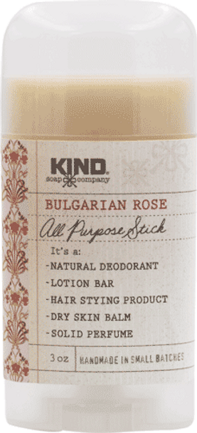 Bulgarian Rose Body Scent and Deodorant