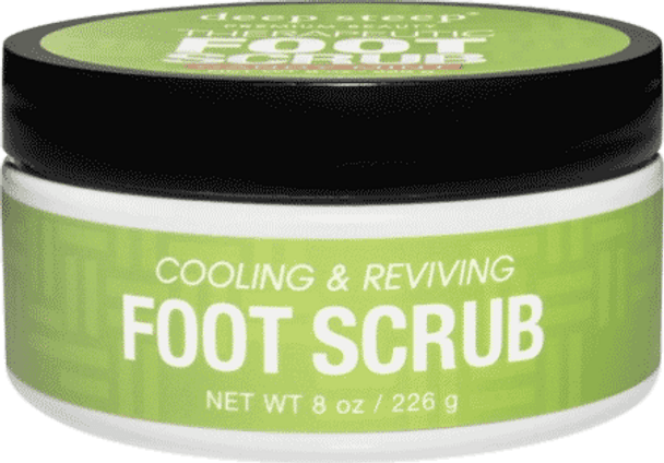 Deep Steep Candy Mint Therapeutic Foot Scrub