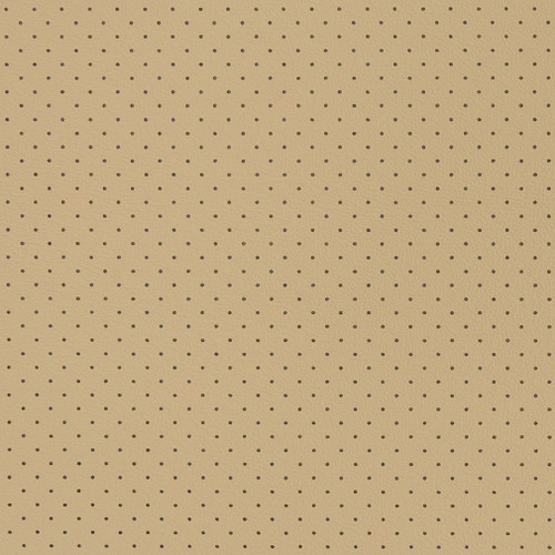 Taupe Perforated