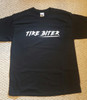 Tire Biter T-shirt by Tire Biter Apparel. Sizes available: S-XL