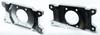 Driftspec+ BILLET Dual Caliper Brackets for 05-14 Mustang (S197) GT500 Rotor Upgrade