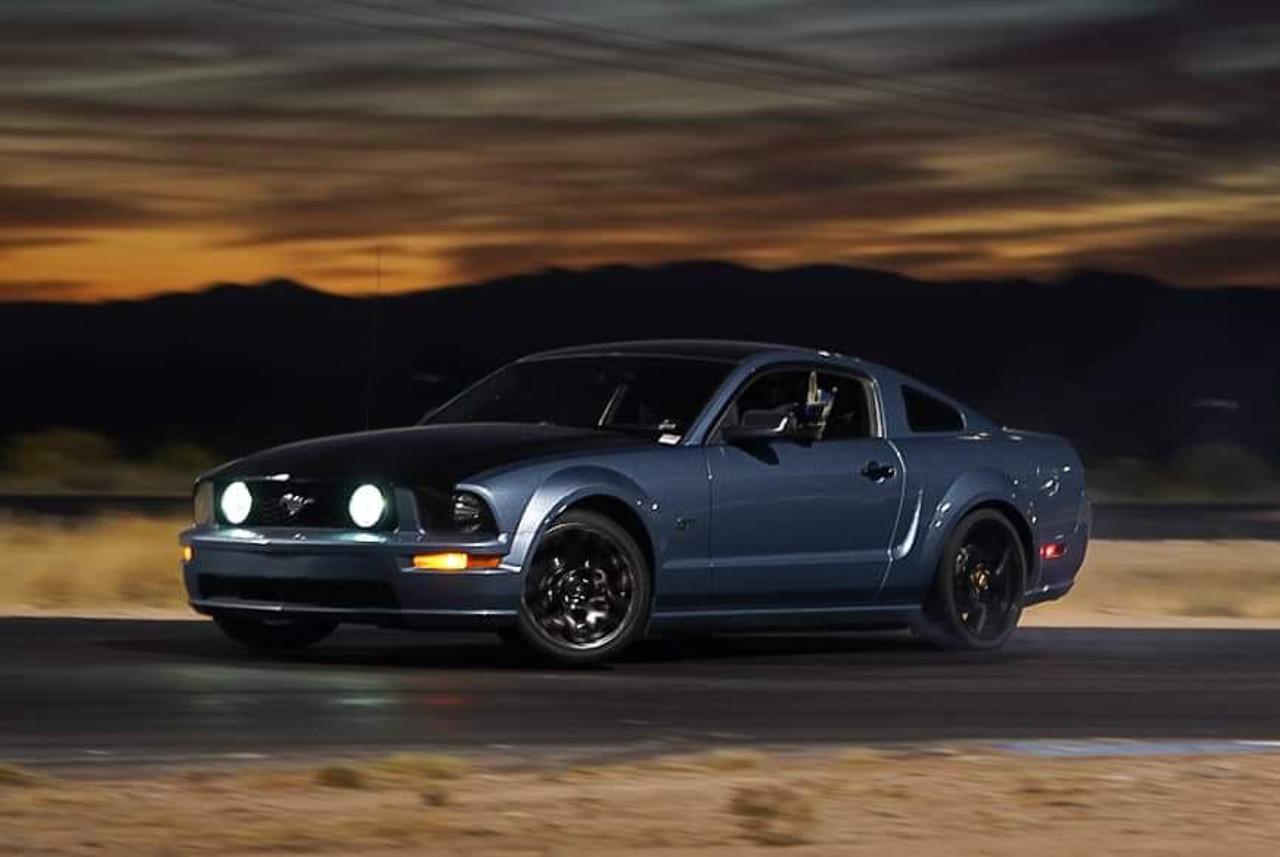 Make It Modular 2005-2014 Mustang Full Angle Kit in action