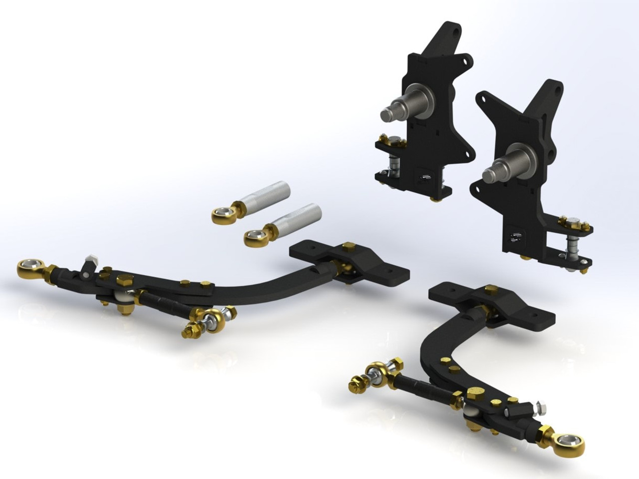 999 Angle Kit for 2005-2014 Ford Mustang