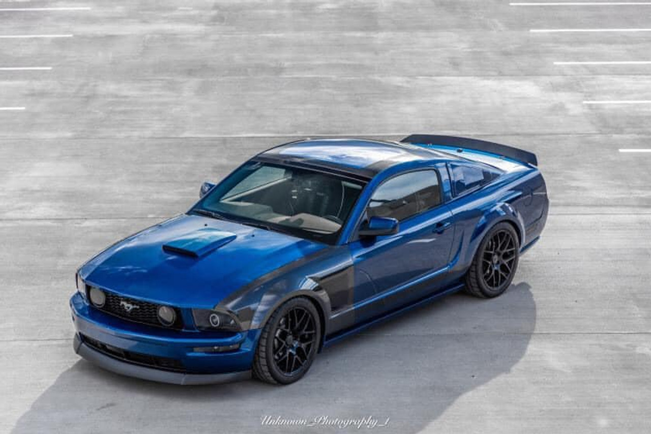 94-09 Mustang Factory Wing Hole Plug Kit